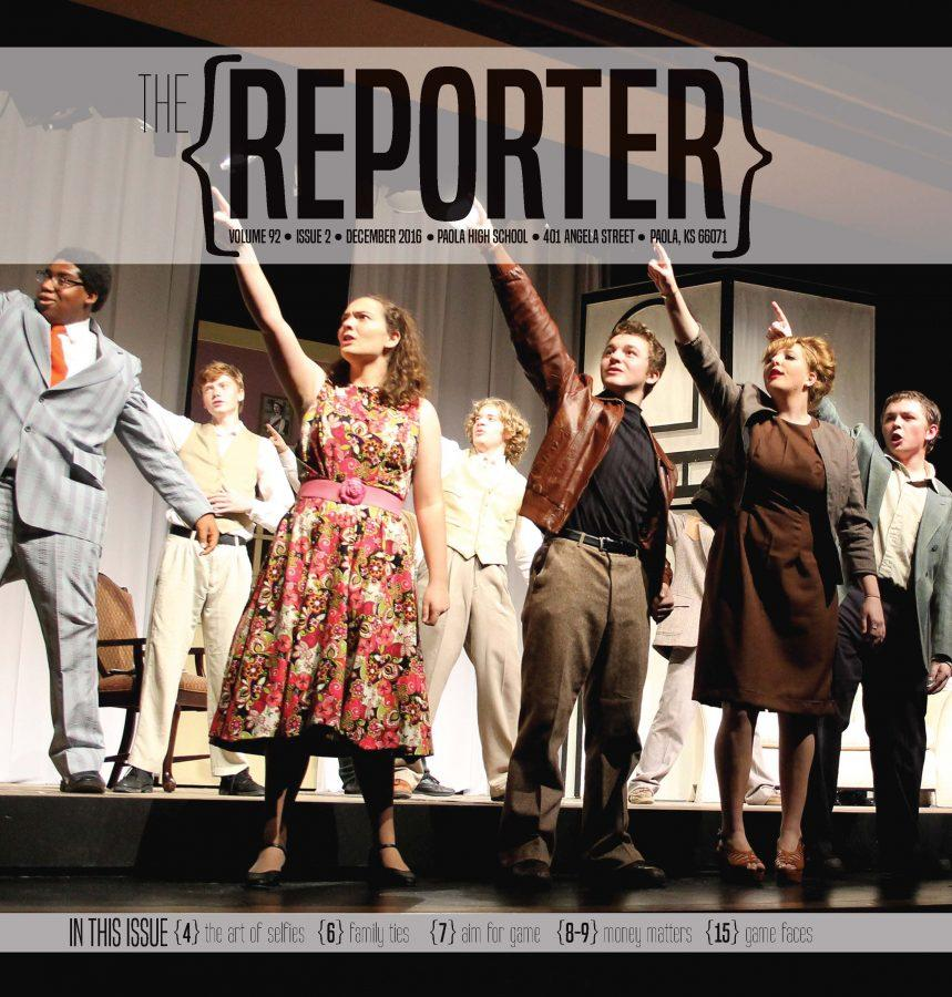 The Reporter- Issue 2 December 2016