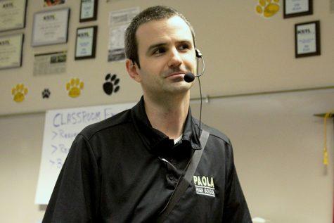 Teacher from Thailand: Nathan Bateman