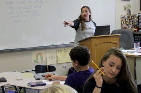 New Teacher: Heather Kauk