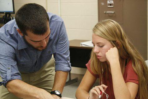 New Teacher: Michael Golden