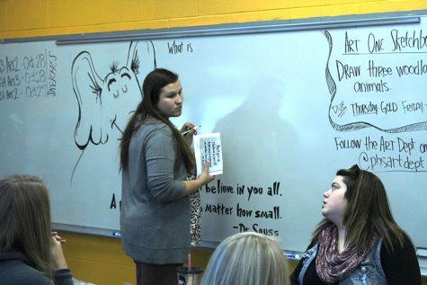 New Teacher: DeAnna Morgan