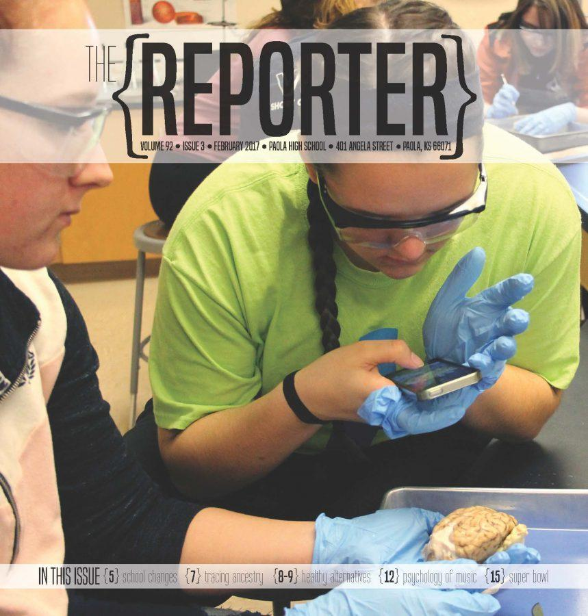 The Reporter- Issue 3 February 2017
