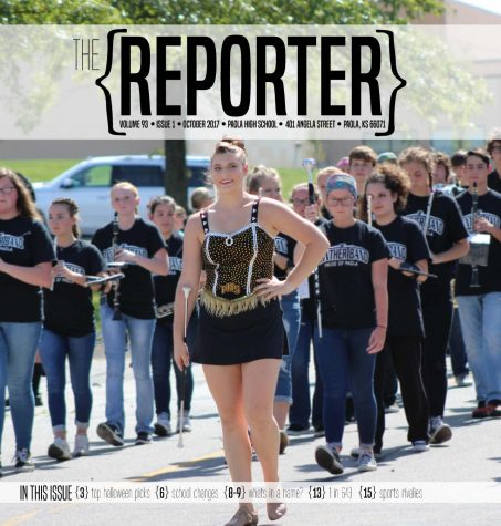 The Reporter- Issue 3 February 2018