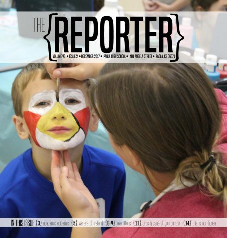 The Reporter- Issue 5 May 2018