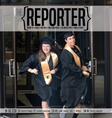 The Reporter- Issue 4 April 2017