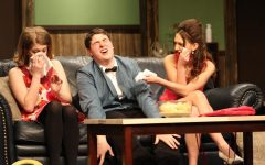 The Odd Couple performed March 6 and 7