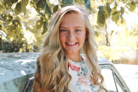 Senior goodbye: Haleigh West
