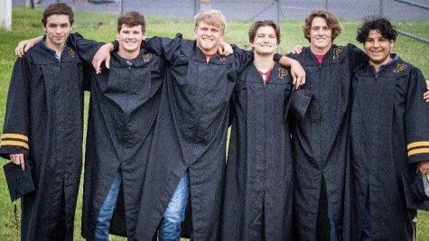 Friendships bolster high school path